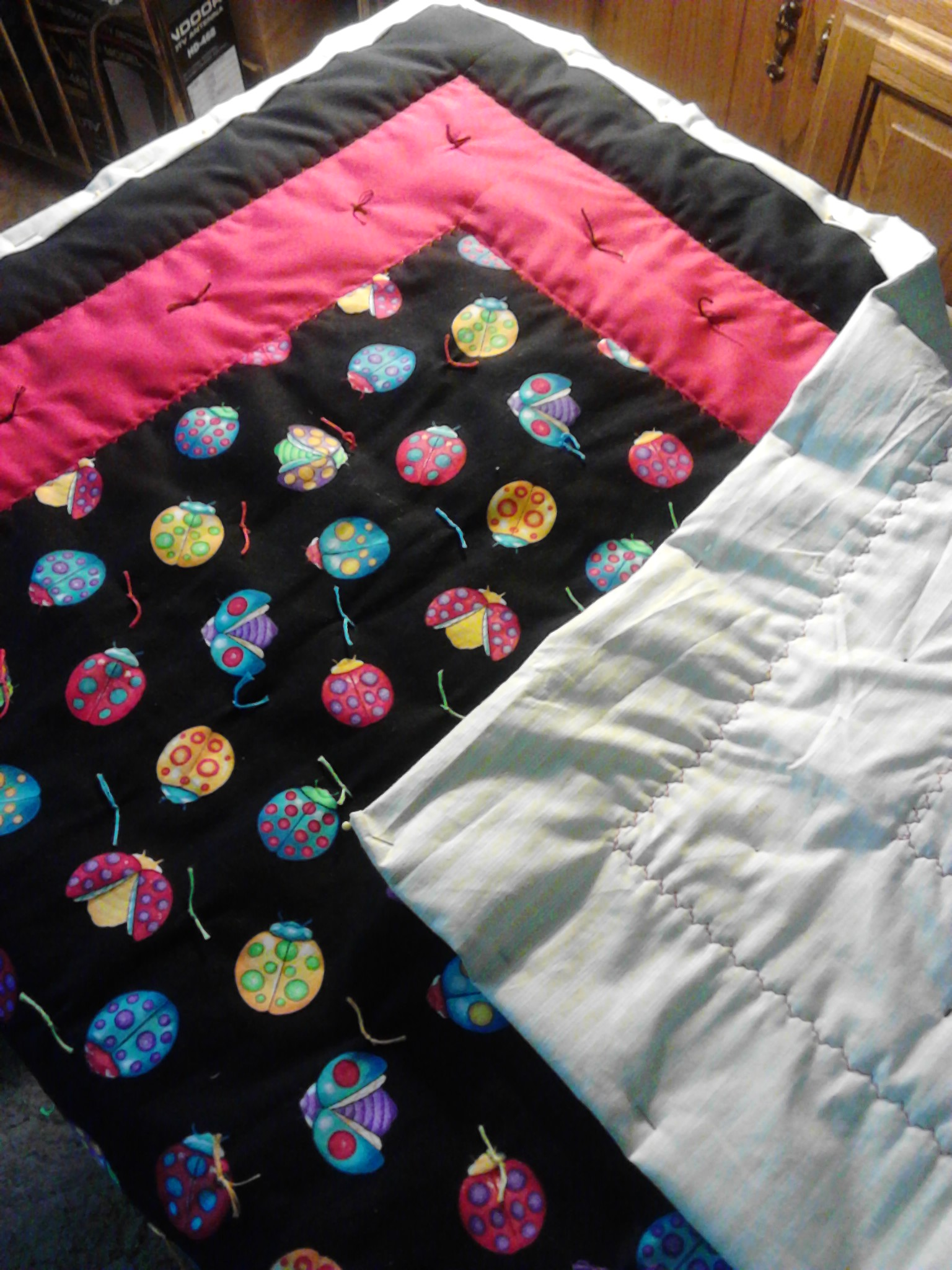 Quilted blankets